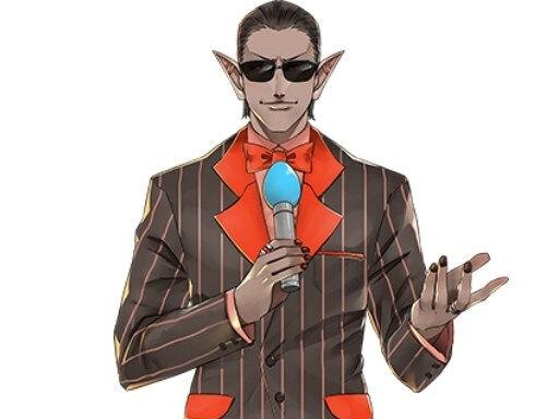 【グウェル・オス・ガール】司会者のマリカーや!